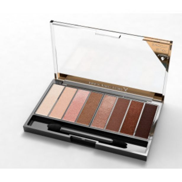 Oferta de Paleta de Sombra de Ojos Nudes por 10,4€