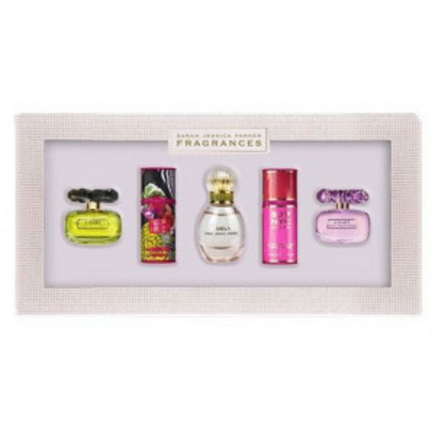 Oferta de SJP Beauty Sarah Jessica Parker Set Mini Fragancias por 19,95€