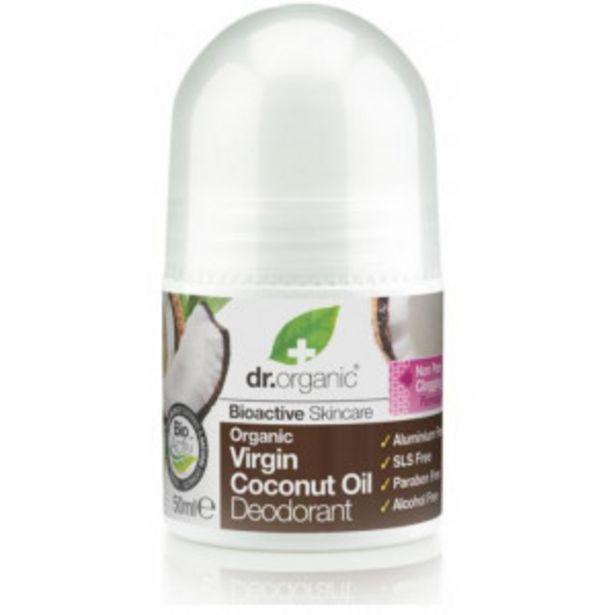 Oferta de Coconut Oil Desodorante Roll On por 5,77€