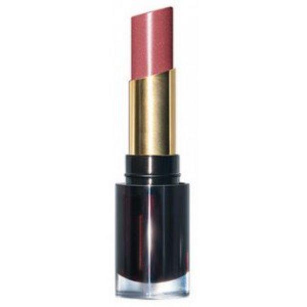 Oferta de Super Lustrous Glass Shine Lipstick por 11,45€