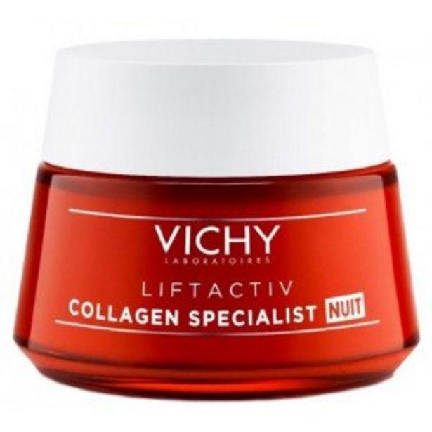 Oferta de Liftactiv Collagen Specialist Crema Antiarrugas de Noche por 28,51€