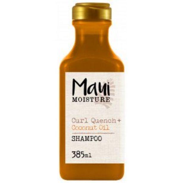 Oferta de Coconut Oil Champú Aceite de Coco por 6,88€