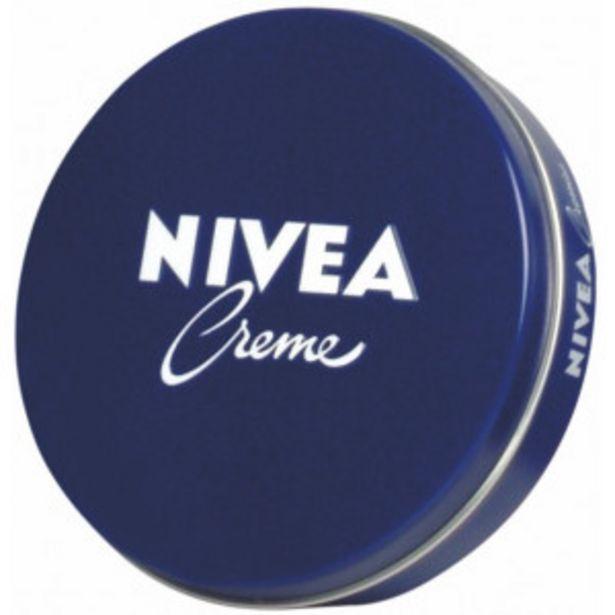 Oferta de Nivea Creme Lata Azul por 1€