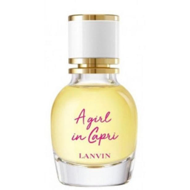Oferta de A Girl in Capri EDT por 22,83€
