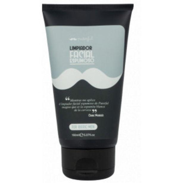 Oferta de Limpiador Facial Espumoso por 1,99€