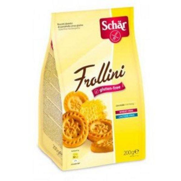 Oferta de Galletas Frollini Sin Gluten por 2,47€