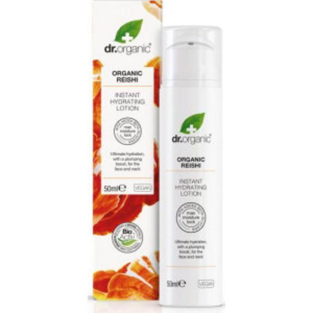 Oferta de Organic Reishi Locion Hidratante Facial de Reishi por 13,94€