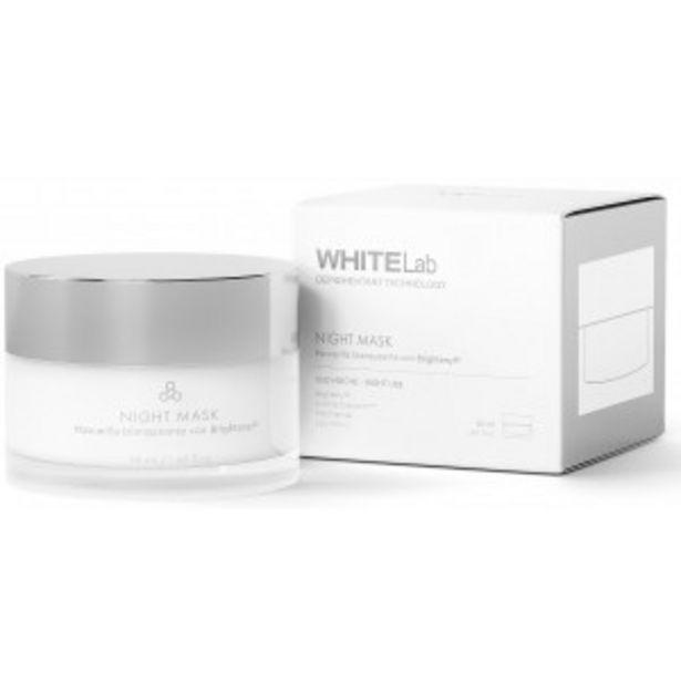Oferta de White Lab Mascarilla Facial Blanqueante... por 19,95€