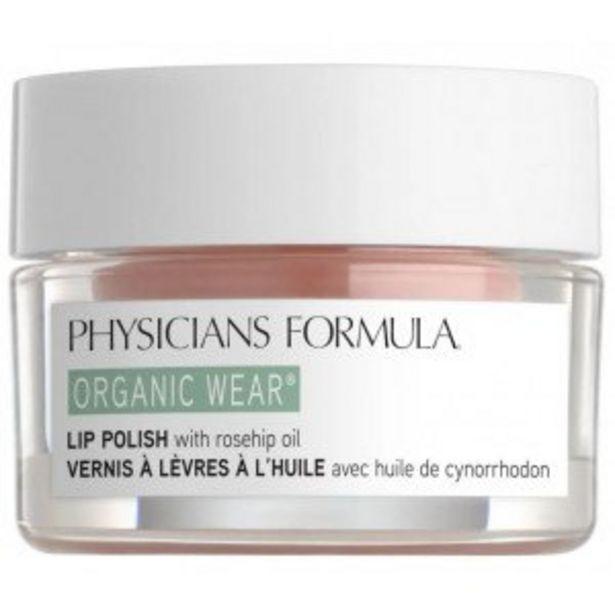 Oferta de Organic Wear Lip Polish Exfoliante de Labios por 12,95€
