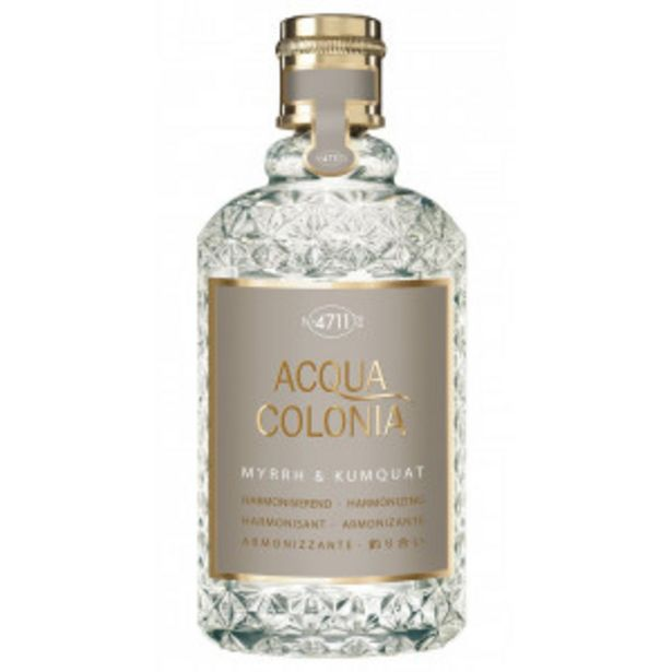 Oferta de Acqua Colonia Mirra y Kumquat por 20,1€