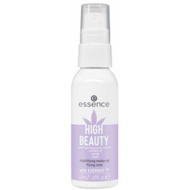 Oferta de Essence High Beauty Spray Matificante Fijador de Maquillaje por 4,49€
