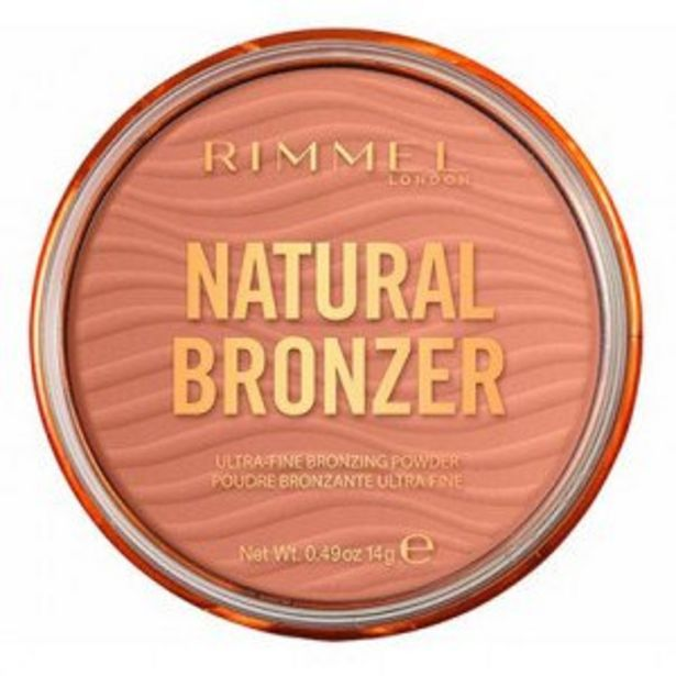Oferta de Natural Bronzer Polvos Bronceadores por 4,9€