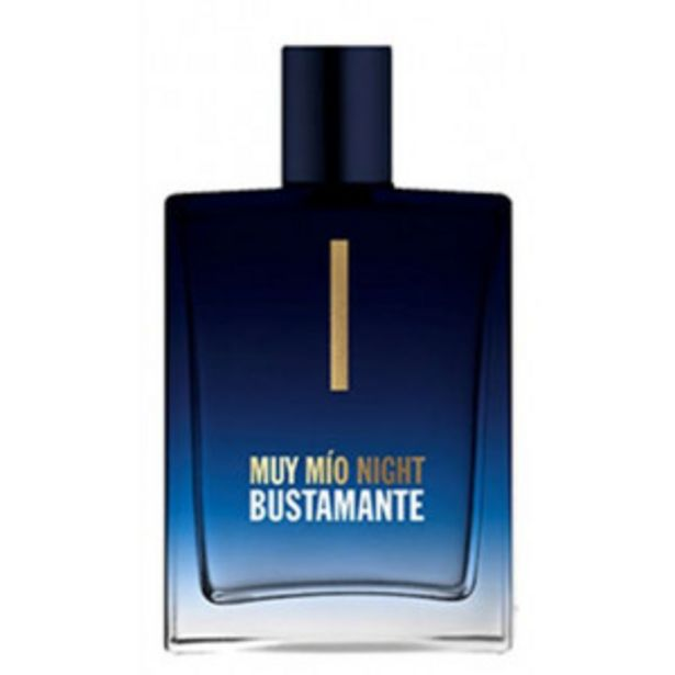 Oferta de David Bustamante Muy Mío Night EDT por 7,95€