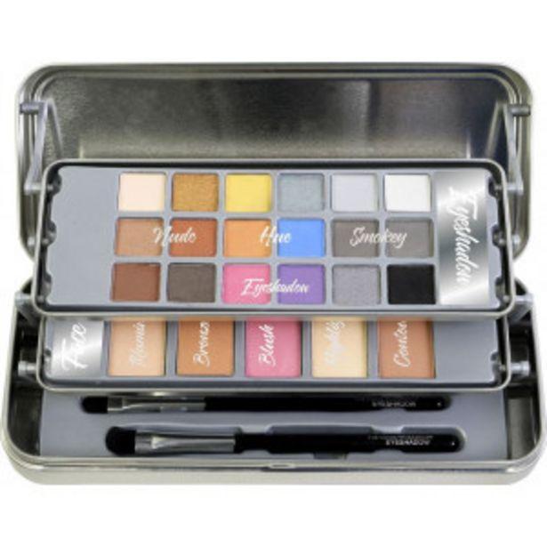 Oferta de Estuche Maquillaje Hello Beautiful por 7,95€