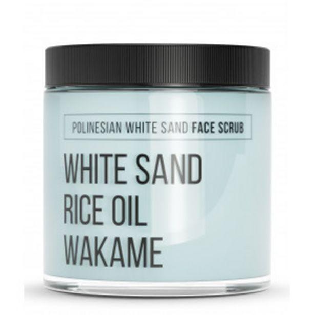 Oferta de Exfoliante facial Polinesian Sand por 6,95€