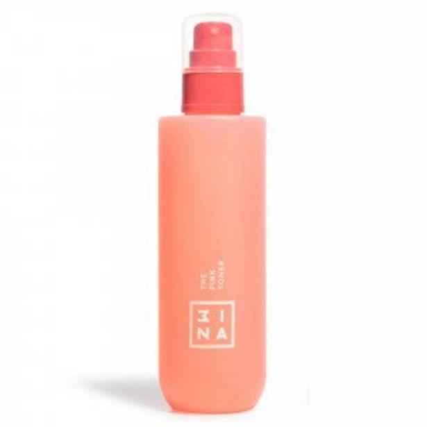 Oferta de 3ina Tónico Facial 3 en 1 The Pink Toner por 16,95€