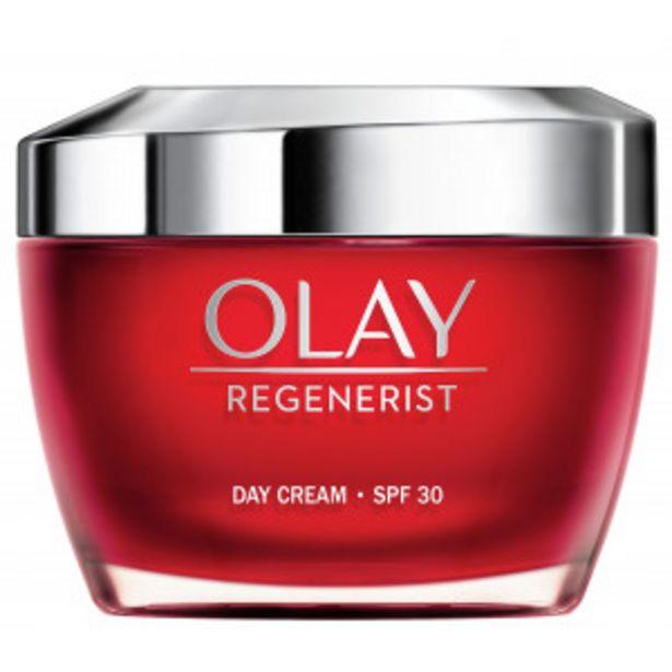 Oferta de Olay Regenerist Crema de día SPF 30 por 21,9€