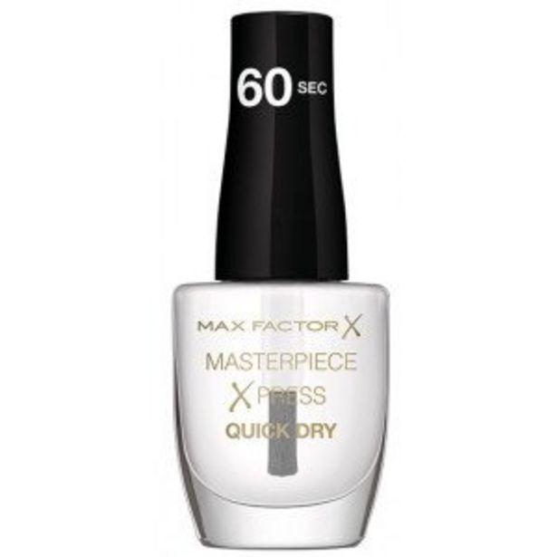 Oferta de Masterpiece Xpress Quick Dry Esmaltes de... por 3,95€