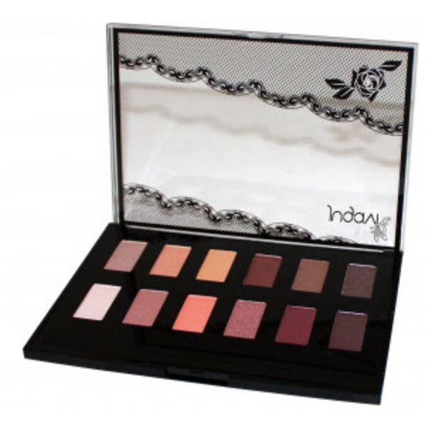 Oferta de Jugavi Black Palette de Sombras de Ojos por 1,99€