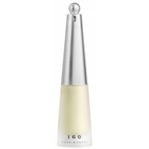 Oferta de L'Eau d'Issey IGO EDT por 57,99€