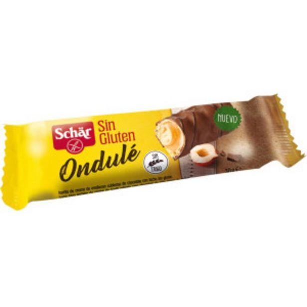 Oferta de Ondulé Barquillo con Crema de Avellanas y... por 0,77€