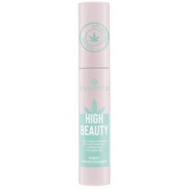 Oferta de Essence High Beauty Máscara de Pestañas Vegana por 4,89€