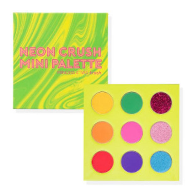Oferta de Princess Loves Krash Neon Crush Mini Palette por 9,95€