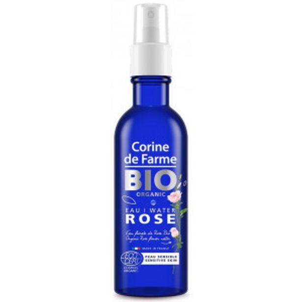 Oferta de Bio Agua de Rosas por 4,5€