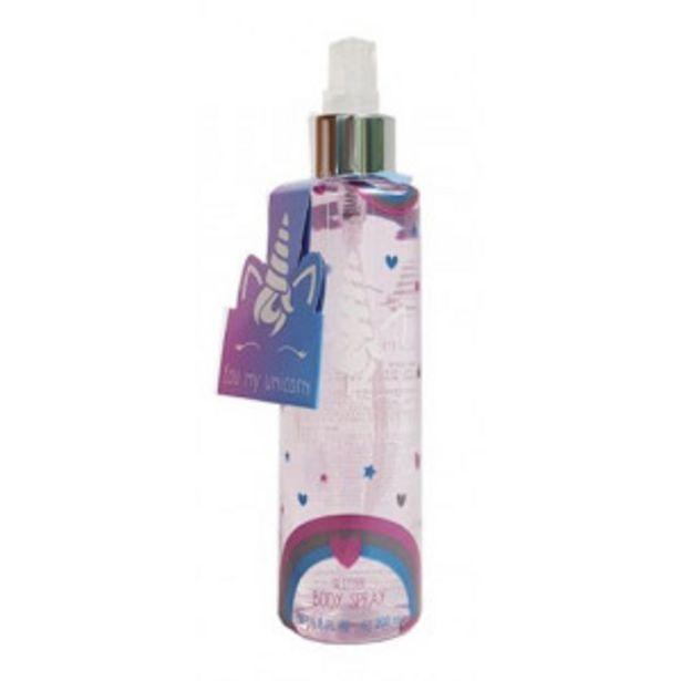 Oferta de Disney Eau My Unicorn Body Spray por 4,99€