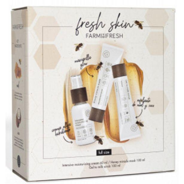 Oferta de Set Fresh Skin por 19,95€