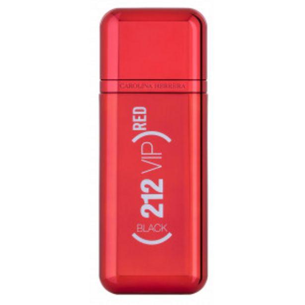 Oferta de 212 VIP Black Red Edition por 54,95€