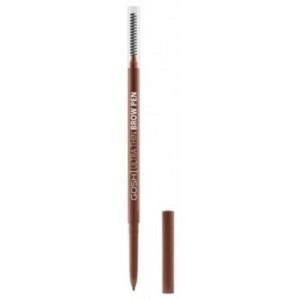 Oferta de Lápiz de Cejas con Cepillo Ultra Thin Brow Pen por 7,14€