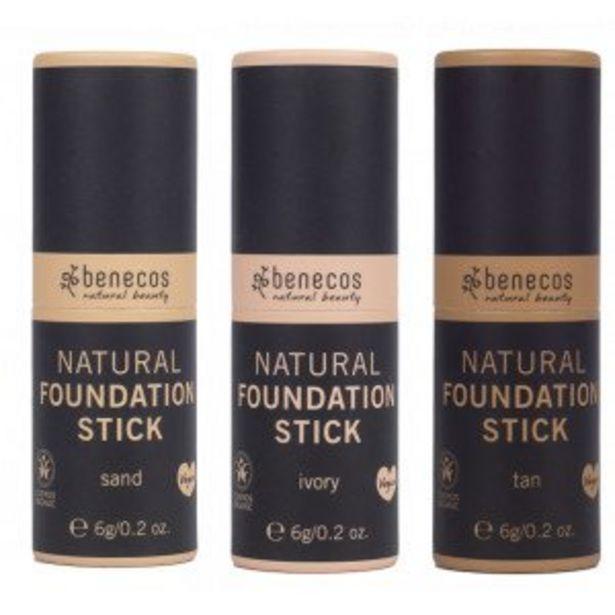 Oferta de Natural Foundation Stick Base de Maquillaje por 6,55€