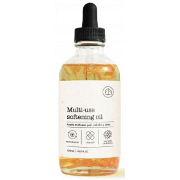 Oferta de Multi-Use Softening Oil por 3,99€