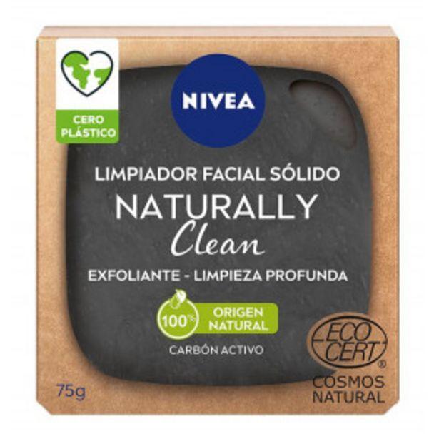 Oferta de Naturally Clean Exfoliante Facial Sólido Limpieza Profunda por 4,4€