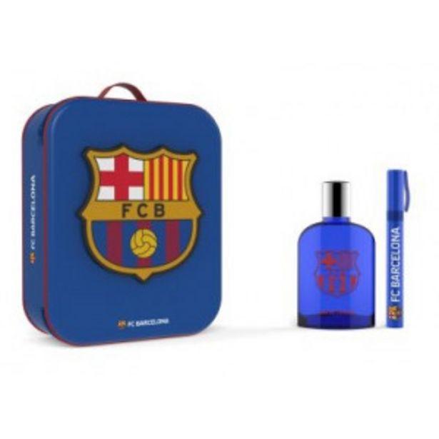 Oferta de Neceser F.C.Barcelona EDT por 11,8€