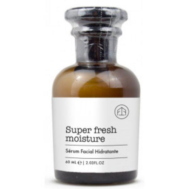 Oferta de Super Fresh Moisture Sérum Facial Hidratante por 5,95€