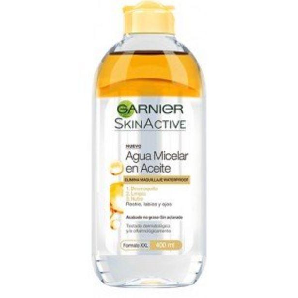 Oferta de Garnier Agua Micelar en Aceite por 1,25€