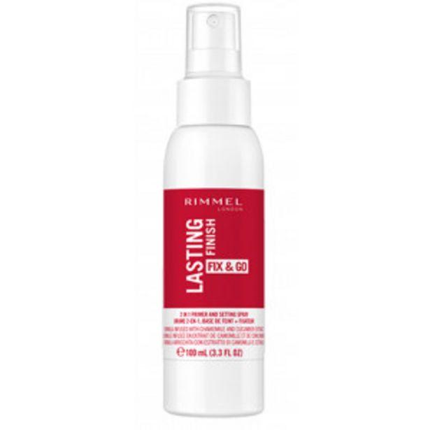 Oferta de Spray Fijador de Maquillaje Insta Fix and Go Setting por 6,99€