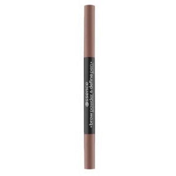 Oferta de Brow Powder & Define Pen Rotulador para Cejas por 3,25€