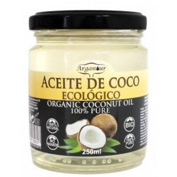 Oferta de Arganour Aceite de Coco 100% Puro por 5,2€