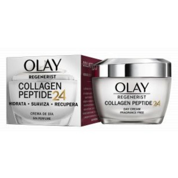 Oferta de Regenerist Collagen Peptide24 Crema de Día por 28,29€