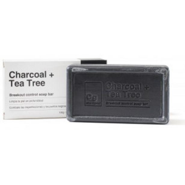 Oferta de Charcoal + Tea Tree Control Soap Bar por 5,95€