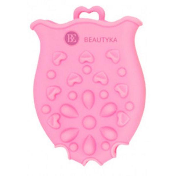 Oferta de BEAUTYKA It´s Time to Glow Limpiador Facial de Silicona por 1,5€