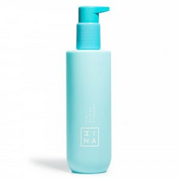 Oferta de 3ina Limpiador Facial The Blue Gel Cleanser por 16,95€