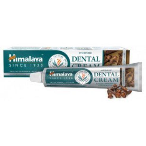 Oferta de Himalaya Crema Dental De Clavo por 3,2€