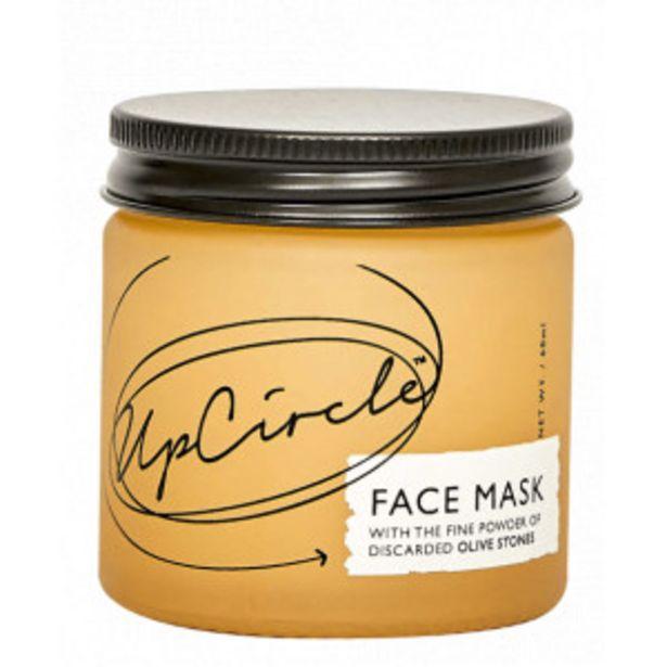Oferta de Mascarilla Facial Clarificante con Polvo de Oliva por 14,94€
