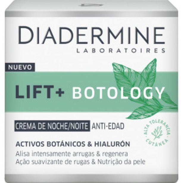 Oferta de Lift+ Botology Crema de noche anti-edad por 8,95€