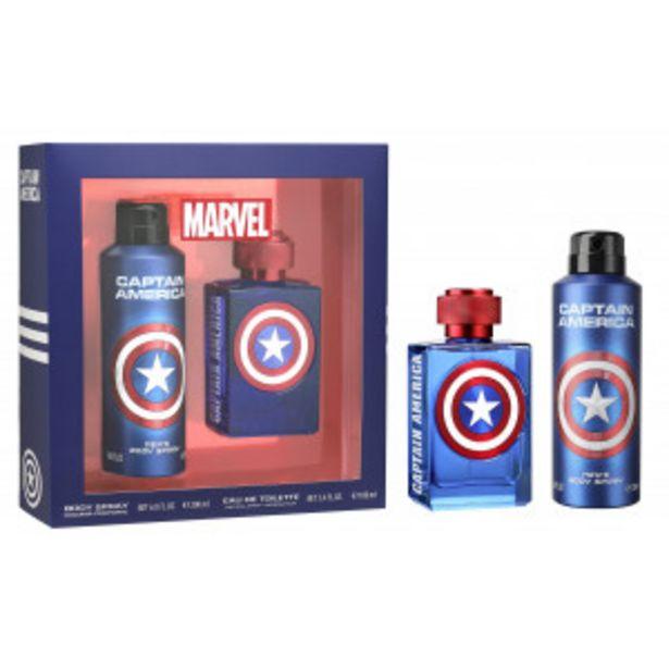 Oferta de Disney Capitán América Estuche por 12,95€