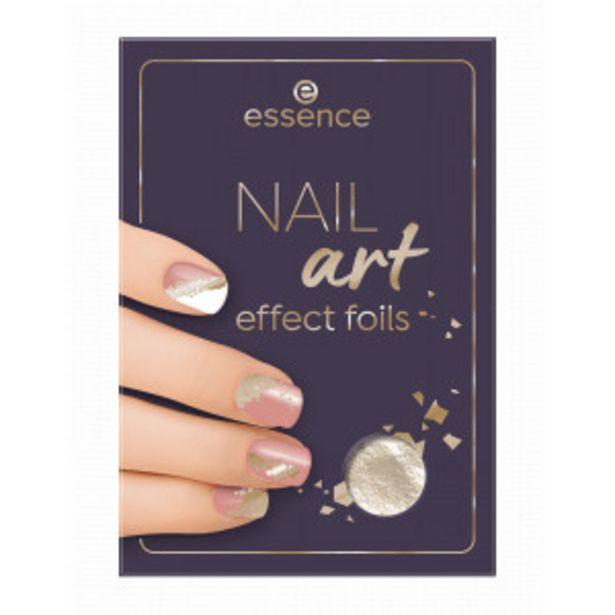 Oferta de Nail Art Láminas para Uñas por 1,84€